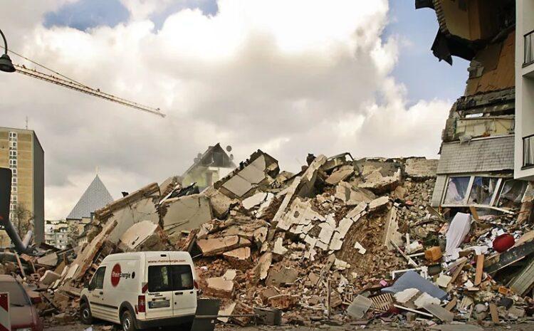 Tri velike građevinske tvrtke i grad Köln postigli nagodbu na iznos od 600 milijuna eura zbog urušavanja zgrade arhiva 2009.